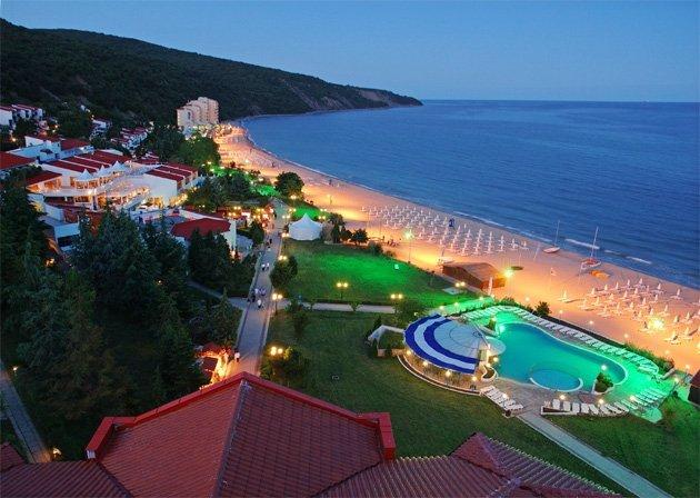 Теплая болгария